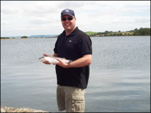 Fly fishing tuition covering Somerset
