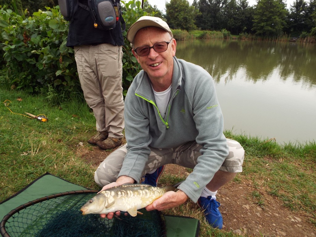 Coarse fish on the fly.